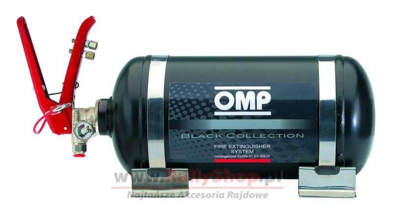 System gaśniczy OMP Black Collection (CMFST1) - GRUBYGARAGE - Sklep Tuningowy